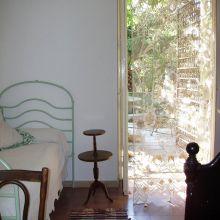 "Rural B&B Sicily east coast - room ""Zanzariera"""