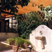 Rural B&B Sicily east coast - detail