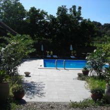 Rural B&B Sicily east coast - pool