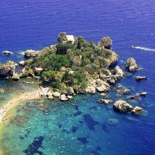 Rural B&B Sicily east coast - isola bella