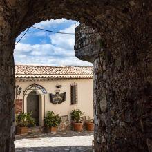 Rooms and apartments Taormina Castelmola_entrance