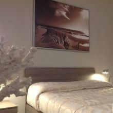 Sea apartments in Residence Pozzallo_Ulivo bedroom