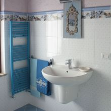 Agriturismo Valley of the temples_room Rosa Blu bath