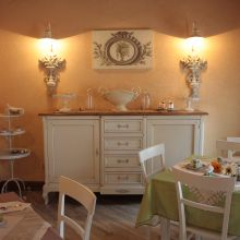 Agriturismo Valley of the temples_breakfast room