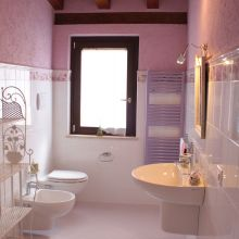 Agriturismo Valley of the temples_room Orchidea bath