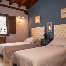 Agriturismo Valley of the temples_room Rosa Blu