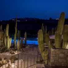 Agriturismo Valley of the temples_by night