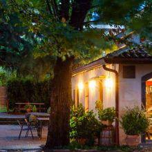 Wine resort Etna East_by night