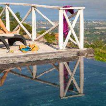 Wine resort Etna East_pool