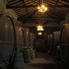 Wine resort Etna East_winery