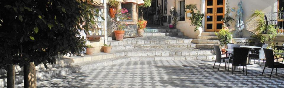 Rooms and apartments Taormina Castelmola_square