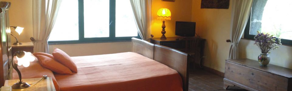 B&B Etna trekking_room