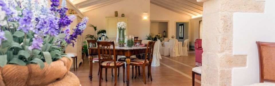 Agriturismo Siracusa - Fontane Bianche_breakfast room