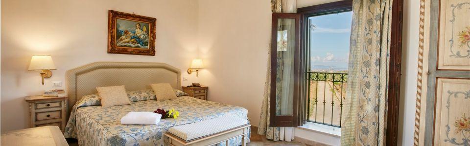 Winery resort Marsala_suite room