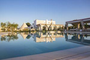Locorotondo luxury Trulli resort