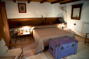 "Rural B&B Sicily east coast - Room ""Mangiatoia"""